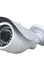 """1/3 """"CMOS 1000tvl infrarood bullet camera waterdichte outdoor ICR nachtzicht 36 geleid ir camera beveiliging CCTV-camera"""
