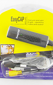 usb 2,0 easycap DC60 tv video capture-adapter easycap kort lyd av hurtigt usb video Graber dvr