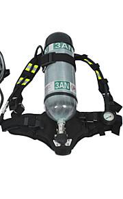 san en rhzkf6.8l overtryk luft åndedrætsværn
