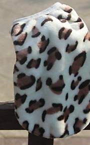 Svart - Bröllop/Leopard/Cosplay - Polar Fleece - Kappor/T-shirt - till Hundar/Katter