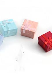 4 * 4 * / boucles / boîtes à bijoux bague de 2,5 cm 1pc