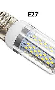 G9 / e27 5.5W 350lm 6000k 120x3014smd lumière blanche froide conduit ampoule de maïs (AC85-265V)
