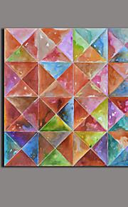 추상 유화 손으로 그린 벽 예술 다른 예술가 인쇄 플러스 지에 handpainted p674-1