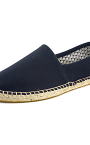 Men's Shoes Casual Espadrilles Canvas Loafers