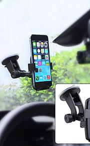 universal forruden instrumentbrættet bil mount holder til iPhone 6 / samsung s6 + mere - sort