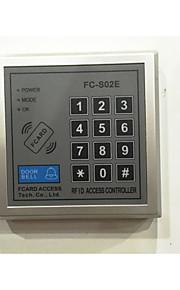 høj sikkerhed sikkerhed rfid nærhed post dørlås adgangskontrol-system 1000 brugere