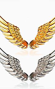 ali nuova auto dell'angelo veicolo universale 3D auto emblema bastone decalcomania