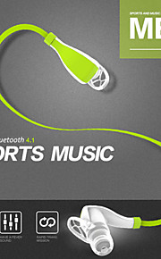 bluetooth 4.1 draadloze stereo sport hoofdtelefoon headset oordopjes oortelefoon met aptX mic microfoon voor slimme mobiele telefoons