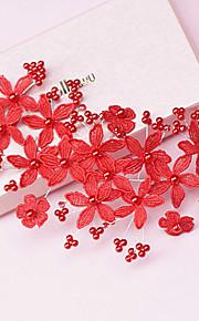 Women's Lace/Imitation Pearl Headpiece - Wedding/Special Occasion Headbands 1 Piece
