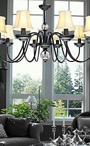 Chandeliers Modern/Contemporary Living Room/Bedroom/Dining Room/Study Room/Office Metal