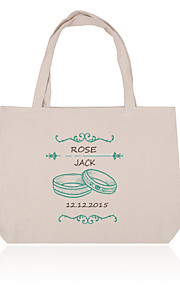 Personalized custom Canvas Tote Bag