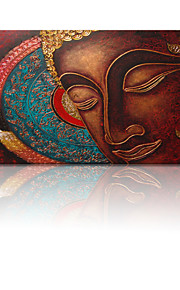 VISUAL STAR®Modern Buddha Abstract Printing On Canvas Ready to Hang