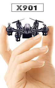 MjX x901 nano RC quadcopter 2.4G kaukosäädin mini drone yksi keskeinen 3d flip helikopteri 6 akselin rtf