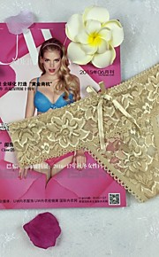 Women's Sexy Lace-carving G-string Thong Panty T-back