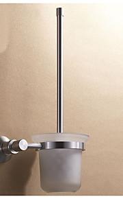 Portaspazzolone WC Contemporaneo - Montaggio a muro