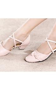 Детская обувь - Искусственная кожа - Номера Настраиваемый ( Розовый ) - Современный танец
