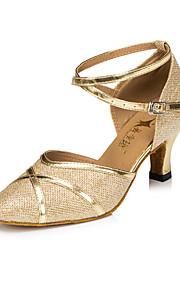 Женская обувь - Искусственная кожа - Доступны на заказ ( Серебряный ) - Латино