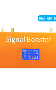 New LCD Display GSM 900MHz Mobile Phone Signal Repeater Booster Amplifier Coverage 500m²
