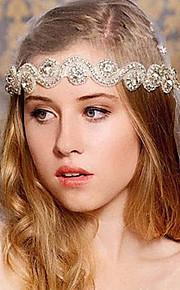 Women's Rhinestone Headpiece - Wedding/Special Occasion Headbands 1 Piece