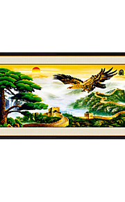DIY KIT Cross Stitch , Animal 178*80cm