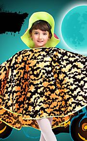 Performance Tops Unisex Performance Polyester Pattern/Print 2 Pieces Orange / Purple