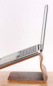 samdi® laadukkaita ylellisyyttä pähkinä ja koivu materiaali MacBook seistä, suoraan tarjoavat