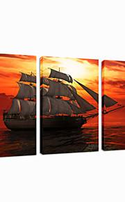 star®boat visuel sur mer toile tendue art impression mer paysages photo murale art prêt à accrocher