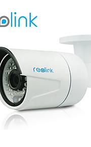 reolink® RLC-410 udendørs 4,0 megapixel hd bullet IP kamera med PoE / ONVIF / nattesyn / bevægelsesdetektering