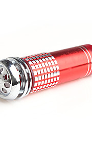 mini-auto frisse luchtreiniger zuurstof bar licht ionisator (willekeurige kleur)
