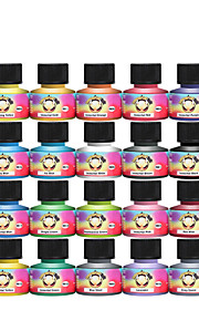 Immortal Tattoo Inks Authentic USA Original 5ml 20 Colors Set Tattoo Supplies