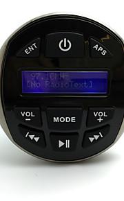 Waterproof Marine DAB Radio FM AM Bluetooth Stereo Sound System for Boat ATV UTV Heavyduty