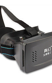 """RITECH II Virtual Reality VR 3D Glasses w/ Sucking Disk for 3.5~6.0"""" Smart Phones"""