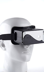 til iPhone 5 5s 5c pap hovedmonteringsindretningen plast virtual reality 3D-video briller