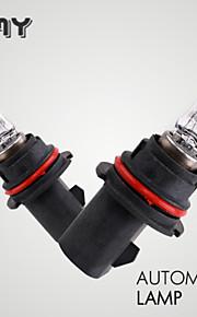 2PCS GMY HB5 9007 Halogen Car Light Clear Series 12V 65/55W Base P29t 150/320 hrs