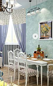 contemporaine papier peint art déco 3d américain paroi pastorale b de tapisserie art non-tissé mur de tissu