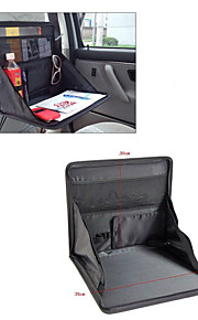 Auto Muti-fuctional Chair Back Pack Portable Car Back Seat Laptop Tray Table Car Folding Table