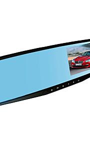 CAR DVD - 5 MP CMOS - 4608 x 3456 - Full HD / Video ud / G-sensor / Vidvinkel / 720P / 1080P / HD / Anti-stød