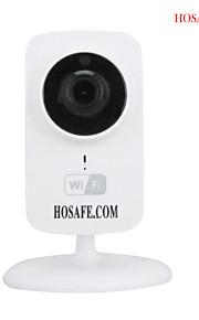 hosafe Trådløst IP kamera med p2p / tovejs audio / nattesyn / support 64 g Micro SD-kort optagelse 30 dage