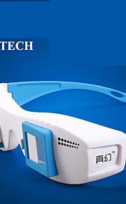 RITech præmie anaglyph universel zoom stil 3d briller til tv / computer / projektor
