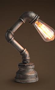 Tischlampen-Augenschutz-Rustikal/Ländlich-Metall