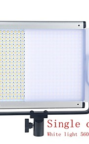 Portable Ultra Thin Dimmable 480 LED Panel Light JYLED-500 Single Color Daylight Photography Studio Video Light