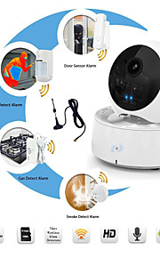 snov® ptz netwerk kubus camera, wifi ip ir videocamera alarm met ios& andriod sv-vpc3