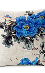 Forest in Bottle Cotton/Linen Decorative Pillow Cover