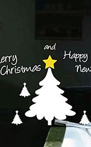 Christmas  Window Sticker Contemporary , Art Deco 120cm*80cm
