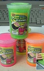 lebosh adhesiva de limpieza universal 100g adhesivo de eliminación de polvo randomcolor