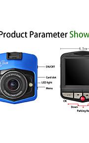 CAR DVD - 1,0 MP CMOS - 2592 x 1944 - Full HD / Video ud / G-sensor / Vidvinkel / 1080P
