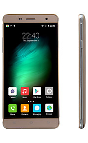 "CUBOT H1 5.5 "" Android 5.1 4G Smartphone (Dual SIM Quad Core 8 MP 2GB + 16 GB Gold / White)"