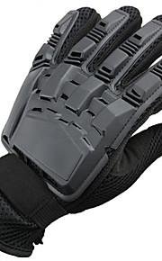 Guantes Ciclismo / Bicicleta Mujer / Hombres Dedos completosA Prueba de Golpes / Transpirable / Reduce la Irritación / Permeabilidad de