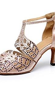 Zapatos de baile ( Negro / Rojo / Otros ) - Danza latina - No Personalizable - Tacón Luis XV