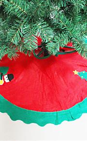 новогодняя елка фартук дерево юбки рождественской елки украшения домашнего декора партия счастливые принадлежности рождественские